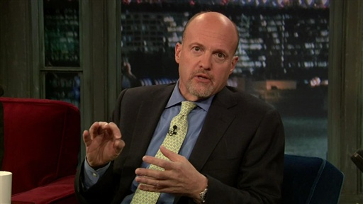[Jim Cramer: Stock Market Mayhem]
