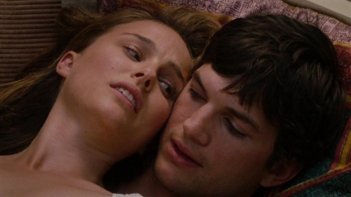 Natalie Portman Ashton Kutcher Trailer. Natalie Portman and Ashton