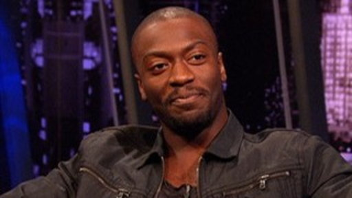 "[Aldis Hodge Talks ""Leverage""]"