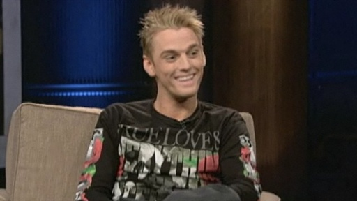 Aaron Carter Video