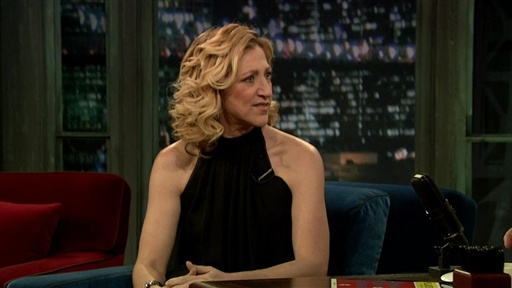 Edie Falco, Part 1 Video