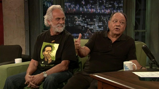 [Cheech and Chong: Stories from the Slammer]