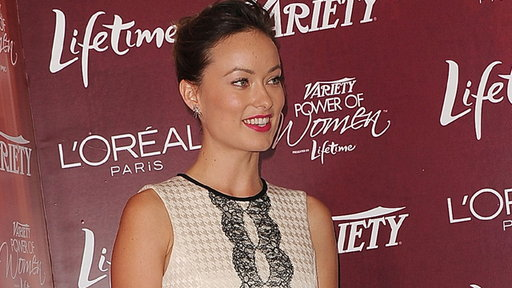 Olivia Wilde: 3rd Annual Variety's Power of Women Event Video