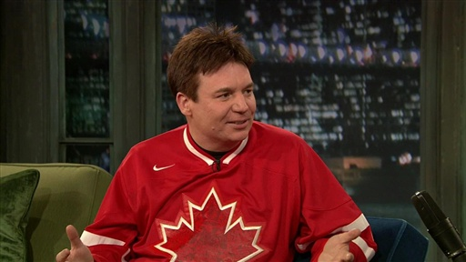 [Mike Myers Interview, Part 2]