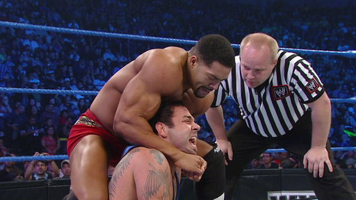 Santino Marella vs. David Otunga Video