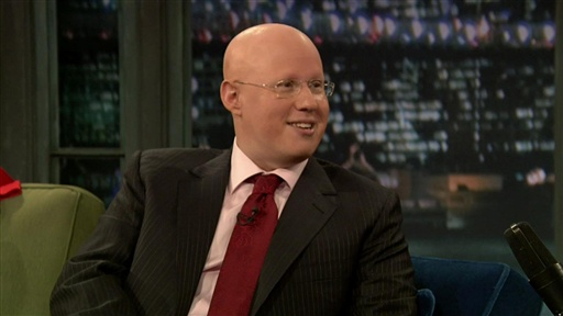 Matt Lucas Interview Video