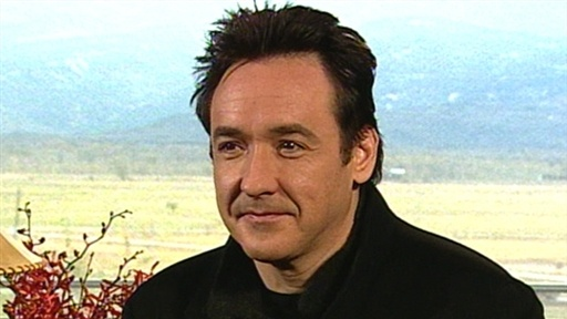 [John Cusack Braces for End of the World in '2012']