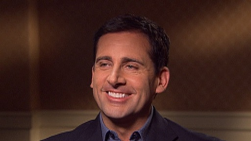 Steve Carell On Leaving 'the Office': Will There Be a Surprise E Video