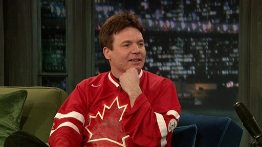 [Mike Myers Interview, Part 1]