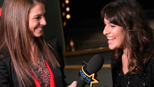 [Lea Michele Talks Gwyneth Paltrow's 'Glee' Return and Upcoming S]