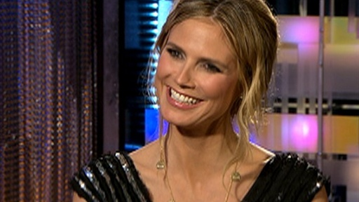 [Heidi Klum On 'Project Runway's' Return to NYC & Her 'Pregnant B]
