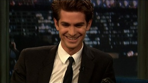 Andrew Garfield Video