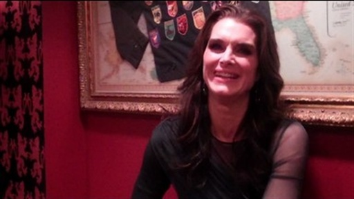 Twitter Questions: Brooke Shields Video