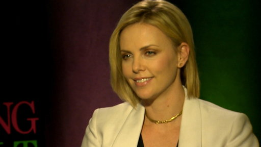 [Charlize Theron: 'Snow White & the Huntsman' Is a 'Very Ambitiou]
