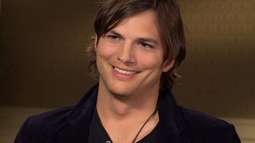 [Ashton Kutcher: 'It Was Amazing' to Work With Natalie Portman On]