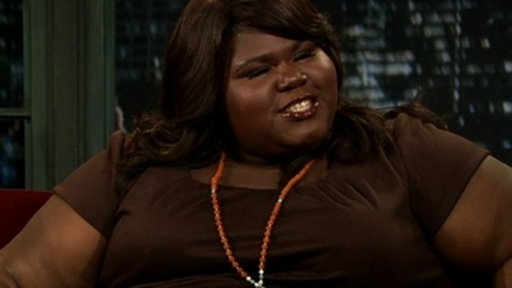 Gabourey Sidibe, Part 1 Video