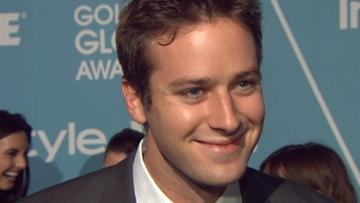 Armie Hammer on Playing Leo&#39;s On-Screen Love Interest: &#39;I Haven&#39; Video