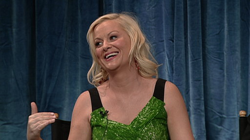 [Amy Poehler On Creating Leslie Knope]