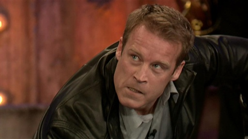 [Mark Valley's Fighting Lesson]