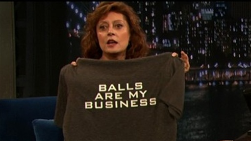 Susan Sarandon Video