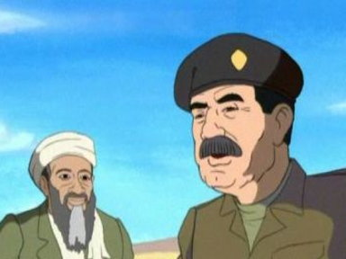 TV Funhouse: Saddam and Osama Video