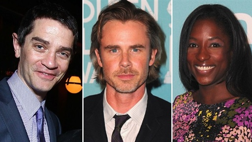 [Sam Trammell, Rutina Wesley and James Frain Reveal 'True Blood']