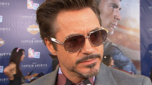 [Robert Downey Jr. On 'The Avengers': 'It's Really Smartly Though]