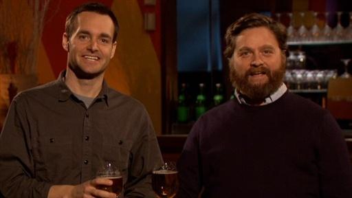 Promo: Zach Galifianakis Video