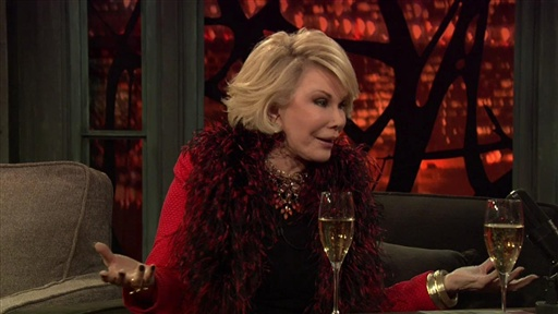 Joan Rivers Video